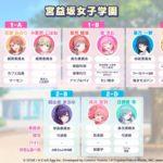 【プロセカ】プロセカ大図鑑「宮益坂女子メンバーVer.」公開!みんなの反応まとめ!(※画像)